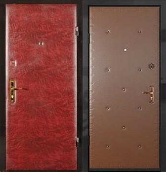 металлические двери эконом клас