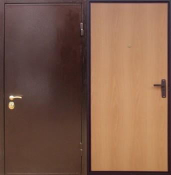 металлические двери на заказ в домодедовском районе