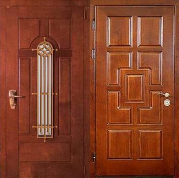 выбор железной двери в дом