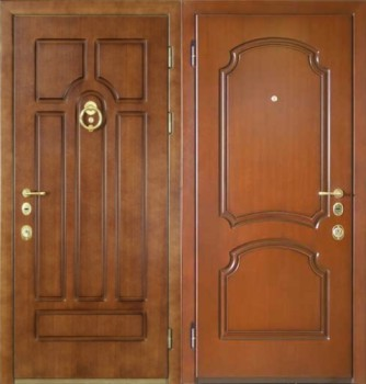 стальну с двух сторон дверь купить
